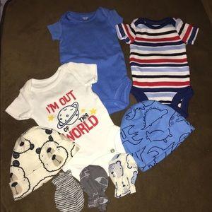 18 Piece Baby bundle 1.00 each!!!